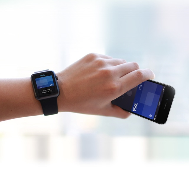 Apple Pay on iPhone and Apple Watch