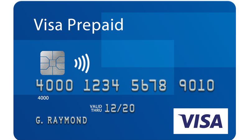 Prepaid Visa Card >> Prepaid Credit Cards Visa